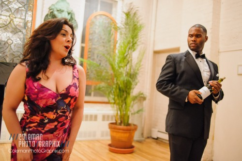 Opera Singer's Initiative - NYC Event Photography