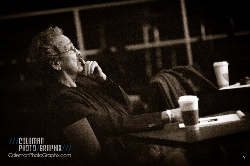 Craig Lucas in Rehearsal, New York, 2012
