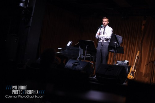 Logan Marshall-Green in Rehearsal, New York, 2012